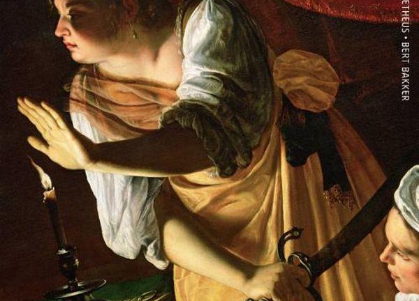 Detail van de boekcover van 'Misdadige Vrouwen'