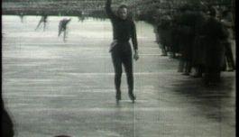 Jeen de Meer - Elfstedentocht 1954