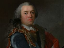 Prins Willem IV, 1751 - Johann Valentin Tischbein (Paleis Het Loo)
