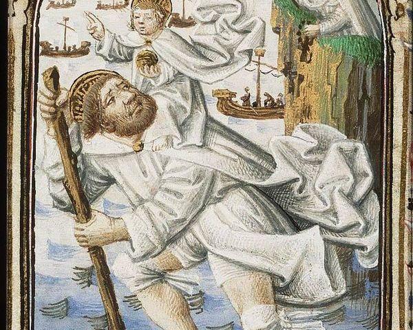 Getijdenboek Simon de Varie, 1455