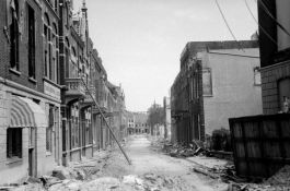 Nieuwstraat, 1945 (Gelders Archief - Nico Kramer)