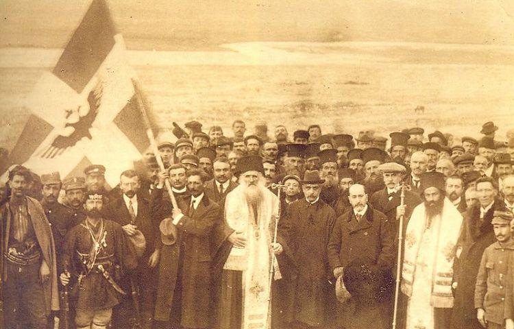 Onafhankelijkheidsverklaring Noord Epirus