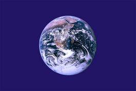 Dag van de Aarde, vlag