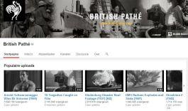 Pathé zet enorm historische archief op YouTube