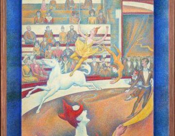Georges Seurat, Le Cirque, 1891 (Musée d'Orsay, Parijs)