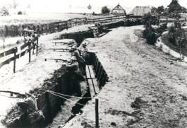 De Kruiponder positie noordoostelijk van de Grebbeberg (foto: waroverholland)
