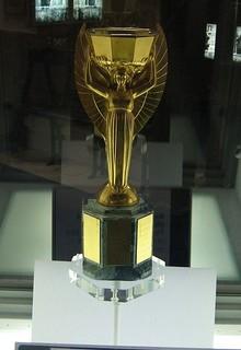 Replica van de Coupe Jules Rimet - cc