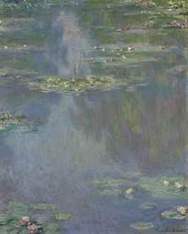Waterlelies - Claude Monet, 1907