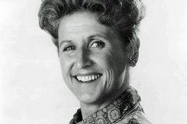 Ann B. Davis in 1973