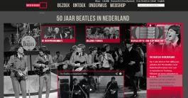 Beatles-dossier Beeld en Geluid