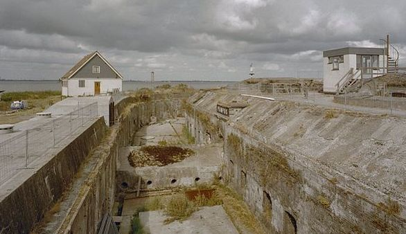 Fort Pampus - RCE