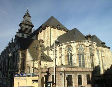Kapellekerk in Brussel - cc Aktron