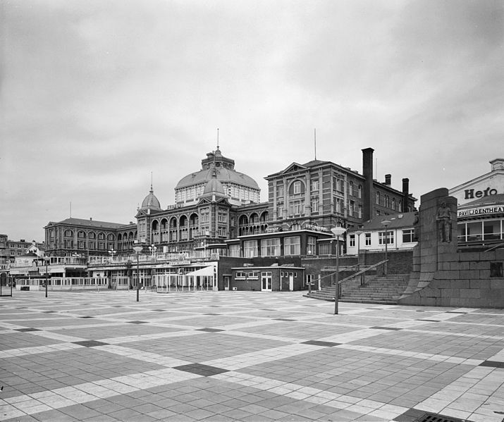 Kurhaus in 1973 - RCE