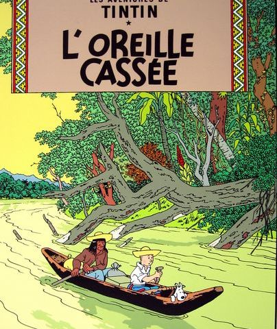 L'Oreille Cassée (Het gebroken oor)