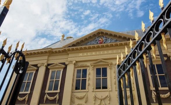 Mauritshuis gooit hekken los (Ivo Hoekstra / Mauritshuis)