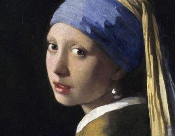 Meisje met de parel - Johannes Vermeer (Mauritshuis)