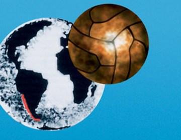Poster van het WK in Chili