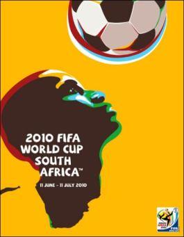 WK Voetbal van 2010 in Zuid-Afrika