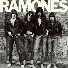 Albumcover van The Ramones