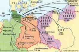 De Duitse 'Heimatvertriebene' (gemskappeln.de)