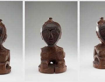 Het gestolen voorouderbeeldje - Tropenmuseum