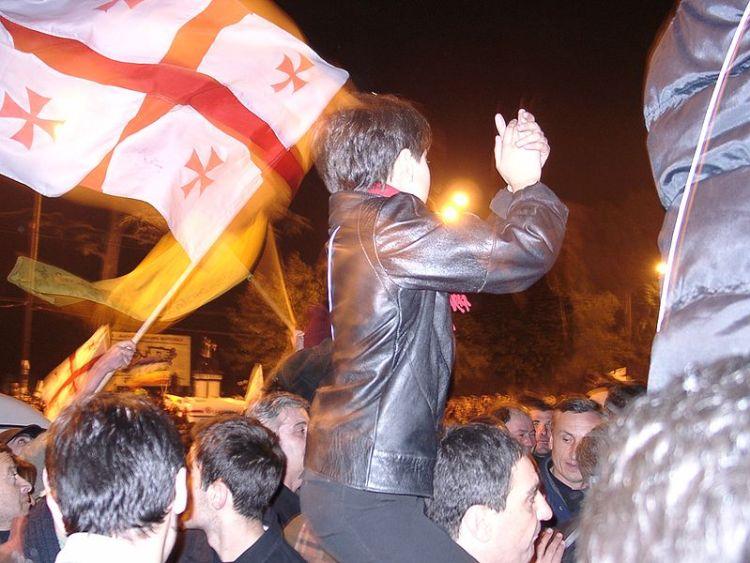 Rozenrevolutie van Georgië - cc