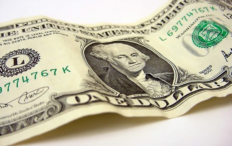 Amerikaanse dollar - cc