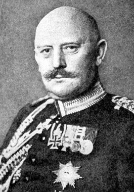 Helmuth Johannes Ludwig von Moltke