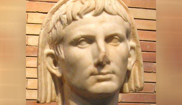 Keizer Augustus (Archeologisch Museum van Mérida)