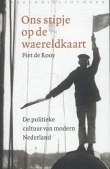 Ons stipje op de waereldkaart – Piet de Rooy