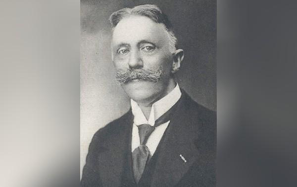 Oud-premier Dirk Jan de Geer