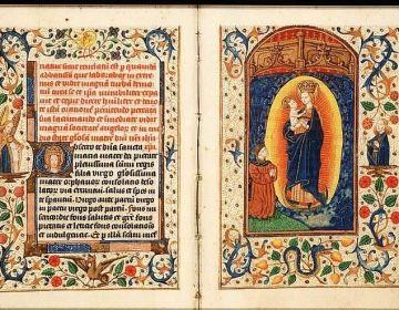 Delfts getijdenboek, ca. 1470