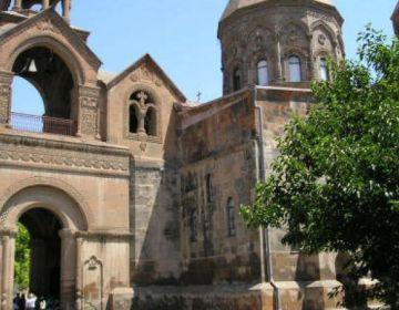 Kathedraal van Etsjmiadzin - cc
