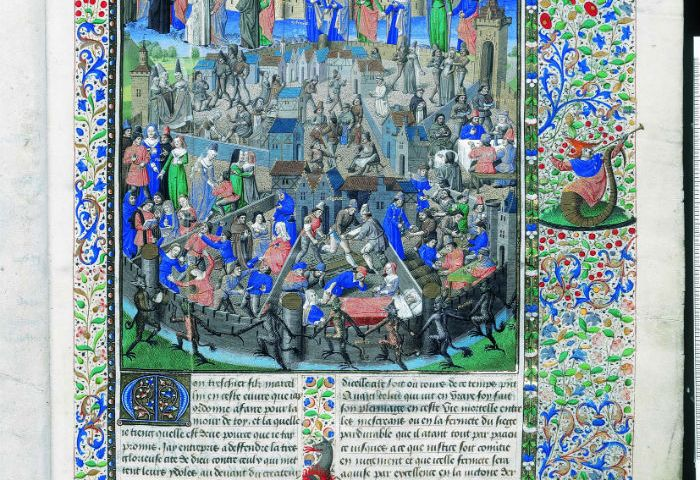 Augustinus, 'La Cité de Dieu' [10 A 011]