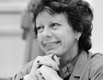 Neelie Kroes in 1984 (cc - Nationaal Archief)
