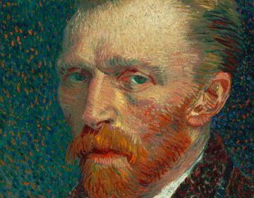 Vincent van Gogh (zelfportret, 1887)