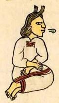 Azteekse vrouw