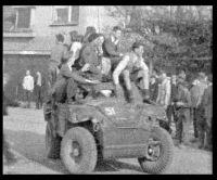 Bevrijding in Harderwijk