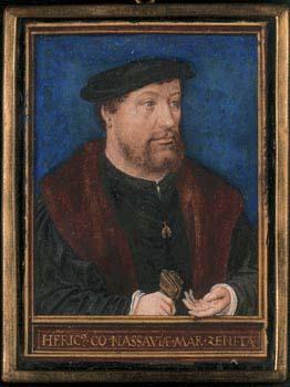 Graaf Hendrik III van Nassau