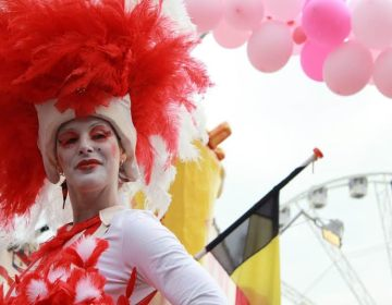 Het feest van Roze Maandag - Regionaal Archief Tilburg