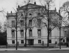 Koninklijke Kunstzaal Kleykamp, 1942 - Gemeentearchief Den Haag