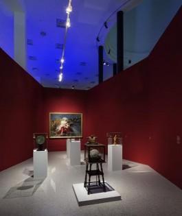 Zaal 1 van de expositie