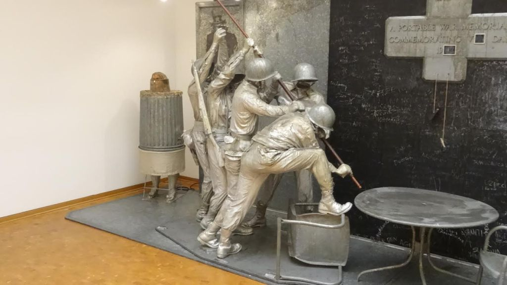 Edward Kienholz - The Portable War Memorial