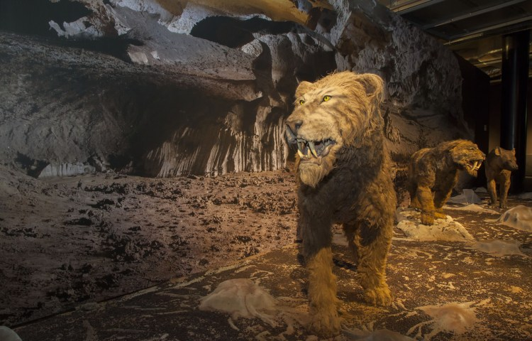 Giants of the Ice Age (Amsterdam EXPO)