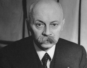 Pieter Sjoerds Gerbrandy in 1941