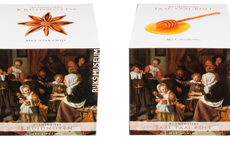Rijksmuseum-assortiment van Albert Heijn