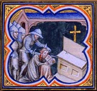 De moord op Karel de Goede van Vlaanderen – cc