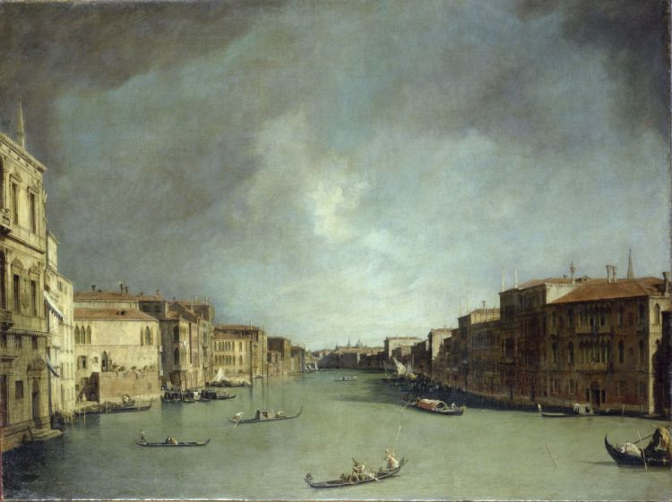 Giovanni Antonio Canal, gen. Canaletto