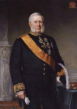 Louis Gaspard Adrien van Limburg Stirum, de Gelderse commissaris van de Koningin van 1946-1957