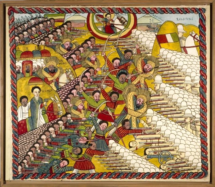 Slag bij Adwa